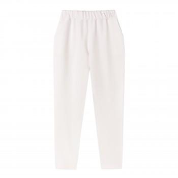 Spodnie casual GIZEL ecry...
